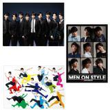 MEN ON STYLE 2016 クリアファイルセット