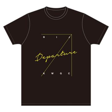 川口レイジ 「Departure」Tシャツ