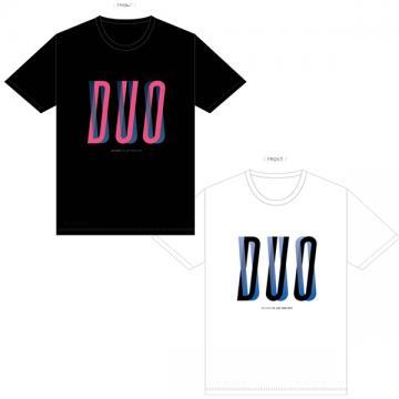 家入レオ Tour 2019 ~DUO~ TシャツB (BLACK/WHITE)