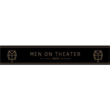 MEN ON THEATER 2019 マフラータオル