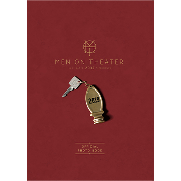 MEN ON THEATER 2019 OFFICIAL PHOTO BOOK