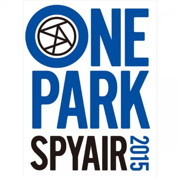 SPYAIR PHOTOBOOK「ONE PARK 2015」