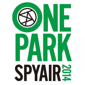 SPYAIR PHOTOBOOK「ONE PARK 2014」
