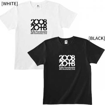 古川雄大 10th Anniversary Live Tシャツ