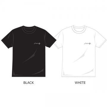 山口真帆 FE2019 Tシャツ(BLACK/WHITE)
